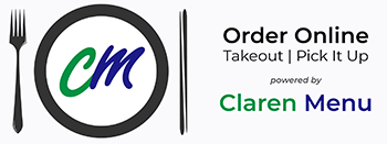 ClarenMenuRestaurantFooter